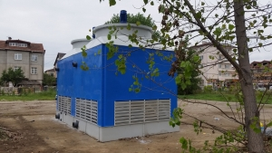 Lebanon water cooling tower manufacturing