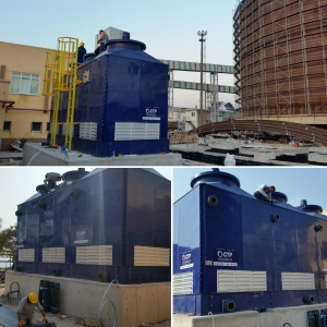 Azerbaijan Industrial Cooling Tower Suppliers